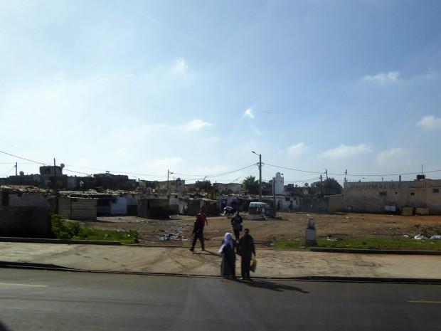 123. Entrando a Casablanca
