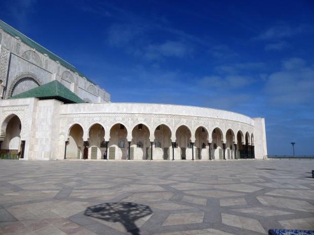 138. Casablanca. Mezquita de Hassán II