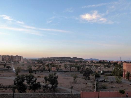 170. Entrando a Marrakech