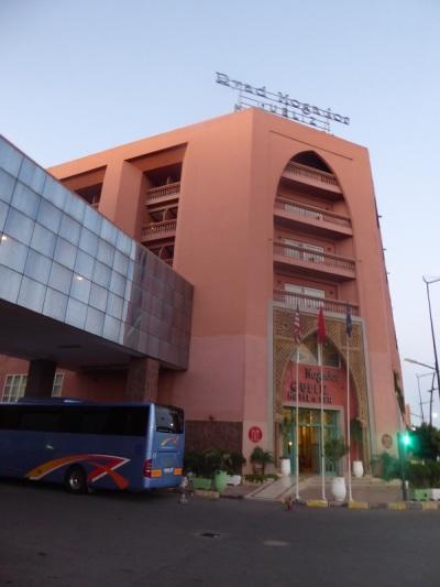 171. Marrakech. Hotel
