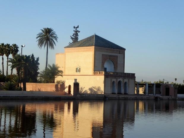 177. Marrakech. La Menara