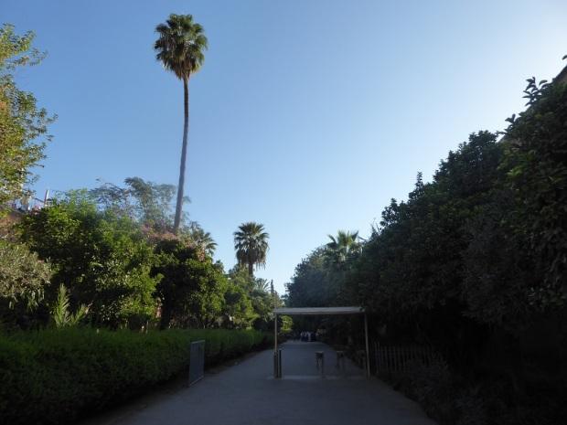 194. Marrakech. Palacio de la Bahía