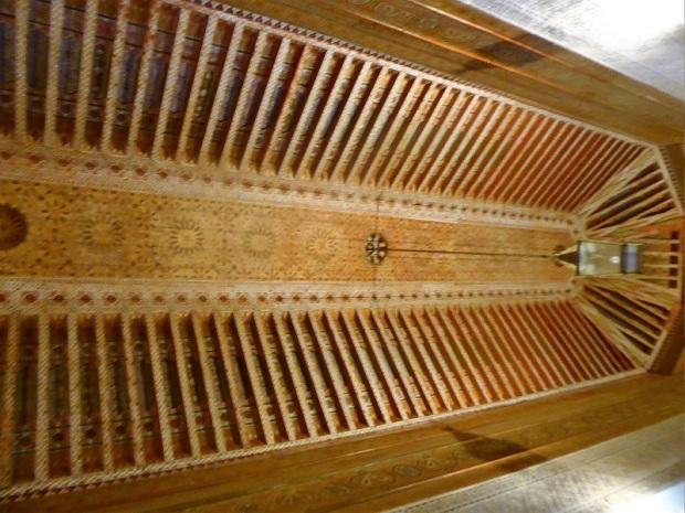 200. Marrakech. Palacio de la Bahía