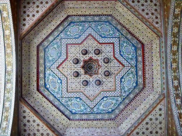 211. Marrakech. Palacio de la Bahía