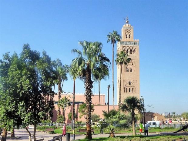 226. Marrakech. La Kotubiya
