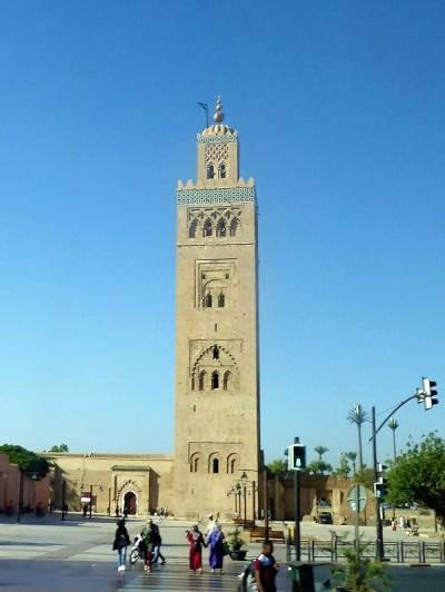 228. Marrakech. La Kotubiya