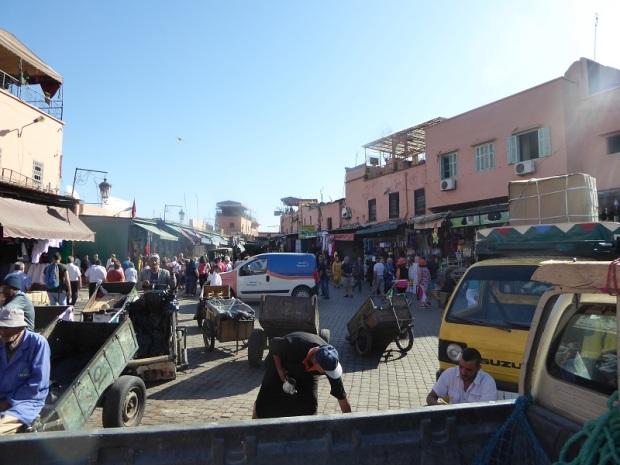 232. Marrakech. Zoco