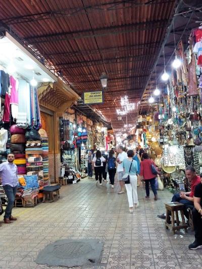 242. Marrakech. Zoco