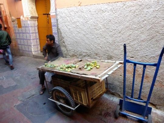 243. Marrakech. Zoco