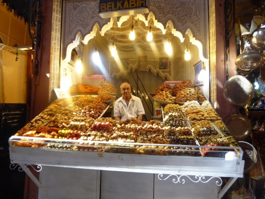 245. Marrakech. Zoco
