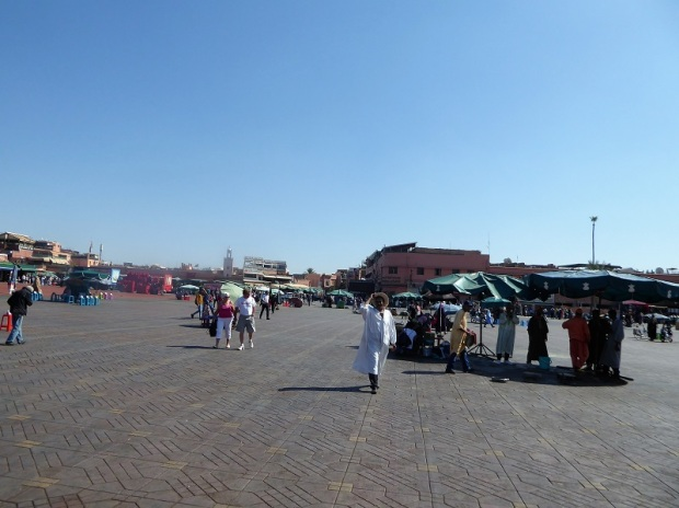 255. Marrakech. Plaza de Jamaa el Fna