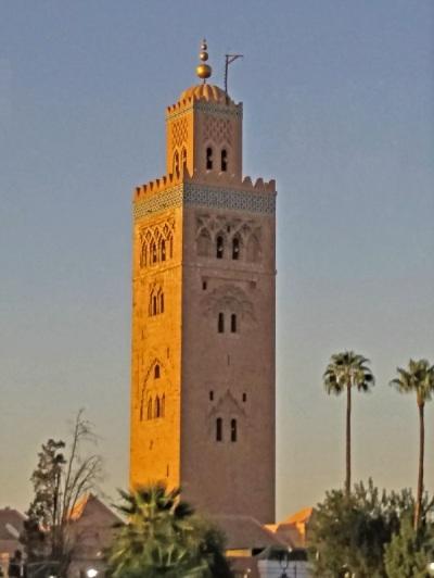 263. Marrakech. La Kotubiya