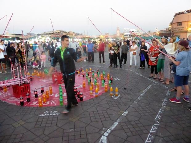 294a. Marrakech. Plaza de Jamaa el Fna