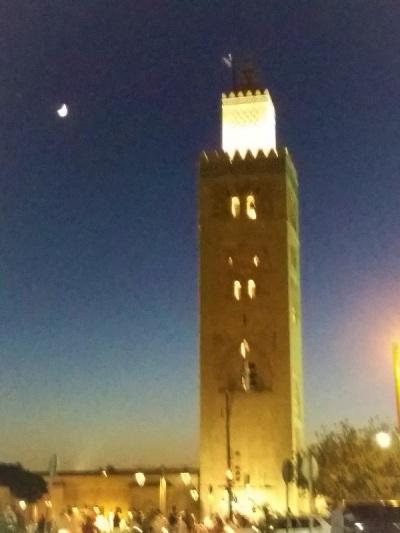 307. Marrakech. La Kotubiya