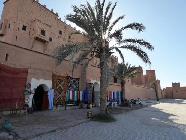 466. Ouarzazate. Kasba de Taurirt