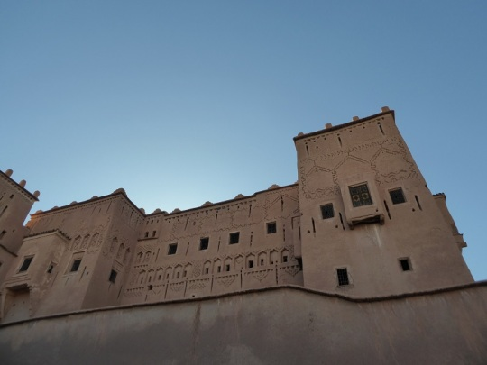 467. Ouarzazate. Kasba de Taurirt