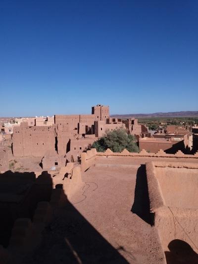 485. Ouarzazate. Kasba de Taurirt