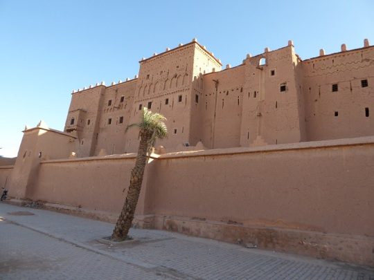 493. Ouarzazate. Kasba de Taurirt