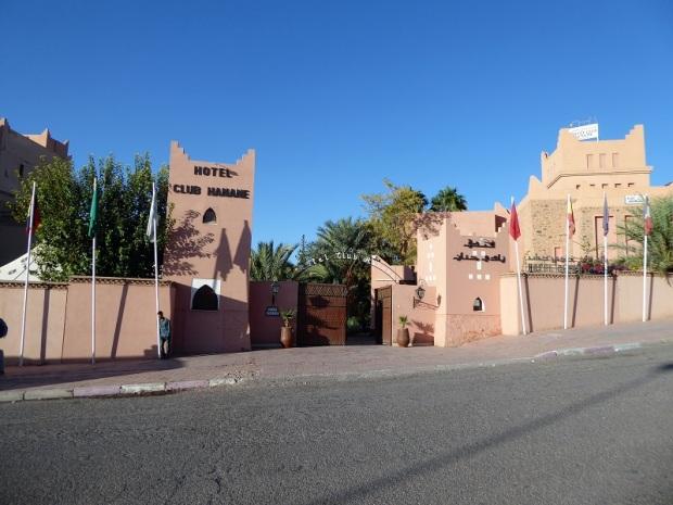 499. Ouarzazate. Hotel