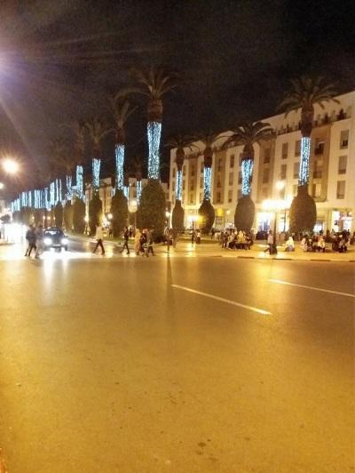 69. Rabat. Avda. Mohamed V