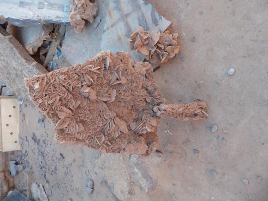 698. Erfoud. Fábrica de fósiles