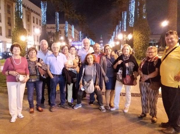 71. Rabat. Avda. Mohamed V