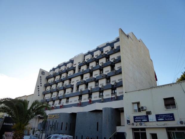 821. Fez. Hotel