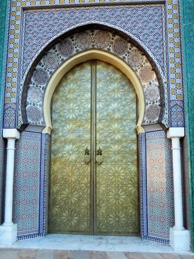 826. Fez. Palacio Real