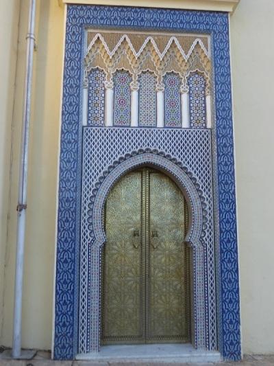827. Fez. Palacio Real