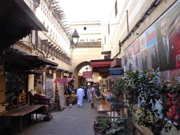 865. Fez. Medina