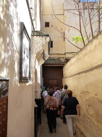 874. Fez. Medina