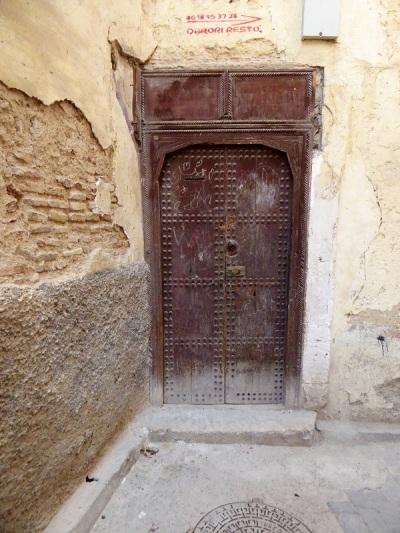 875. Fez. Medina