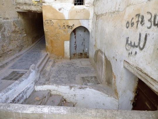 879. Fez. Medina