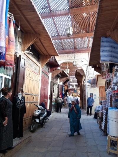 902. Fez. Medina