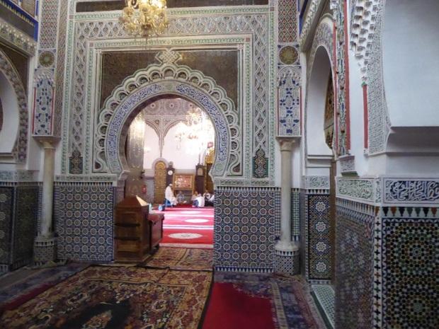 905. Fez. Medina