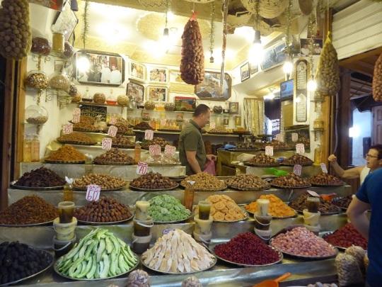 907. Fez. Medina