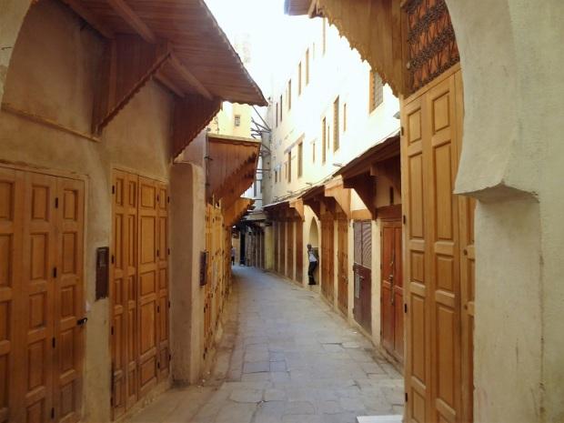 908. Fez. Medina
