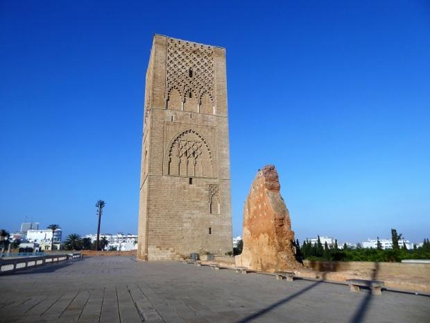 91. Rabat. Torre Hasan