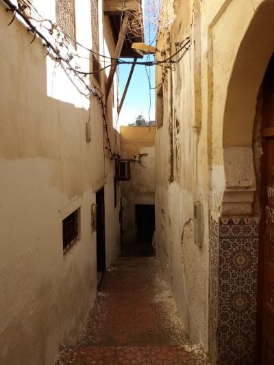 933. Fez. Medina