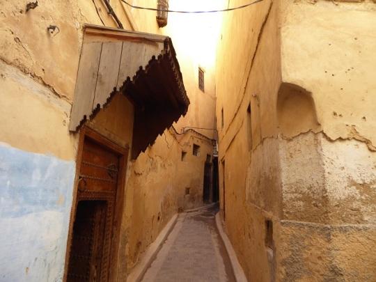 934. Fez. Medina