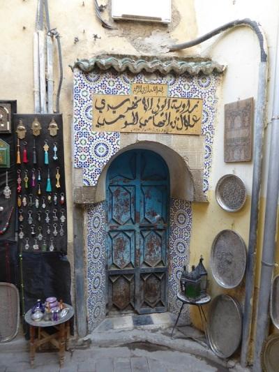 935. Fez. Medina