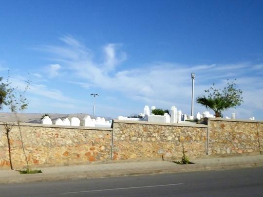 940. Fez. Cementerio