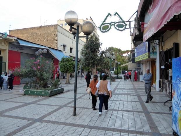 947. Fez. Boulevard Mohamed V