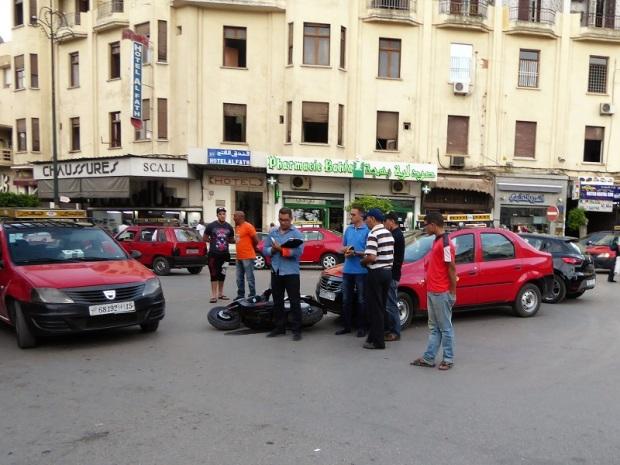 949. Fez. Boulevard Mohamed V