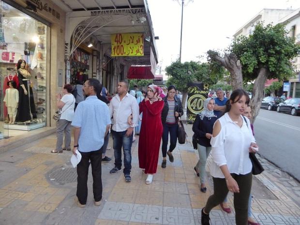 950. Fez. Boulevard Mohamed V