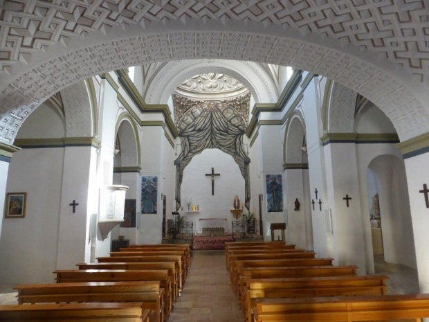 San Julián. Interior 2