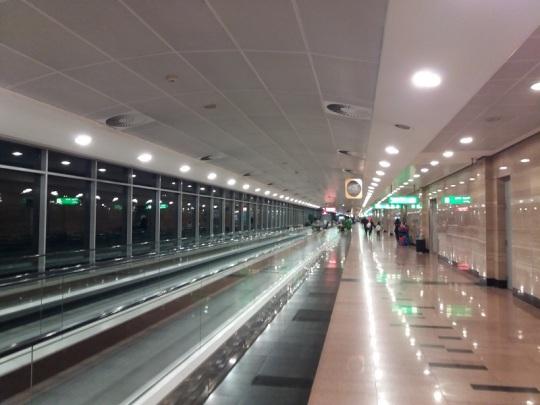 002. Llegada a El Cairo