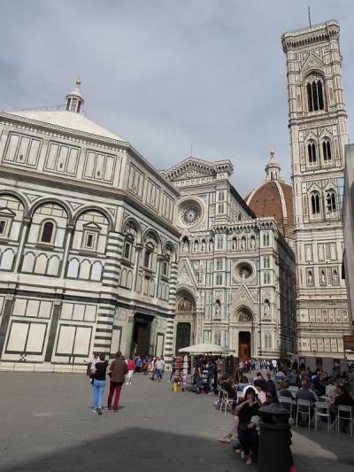010. Duomo, Campanile y Batisterio,