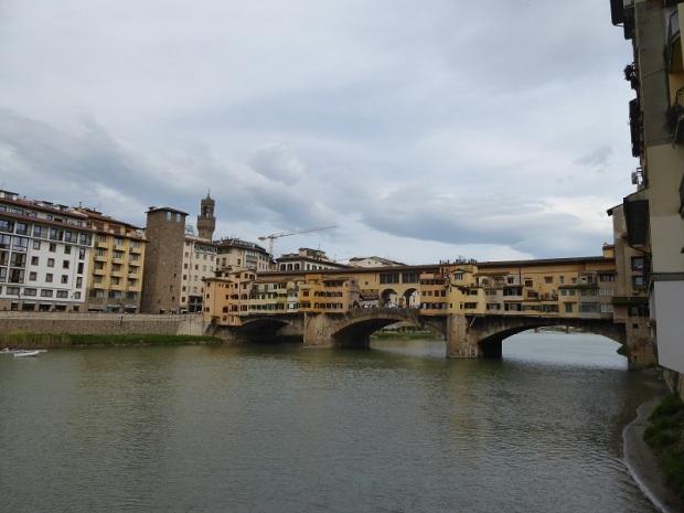 028. Desde el Borgo San Iacopo