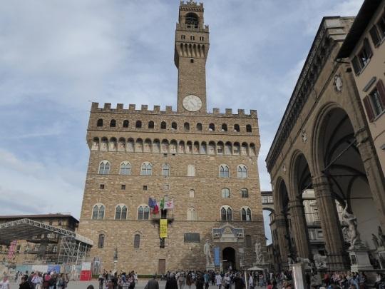 038. Palazzo della Signoria